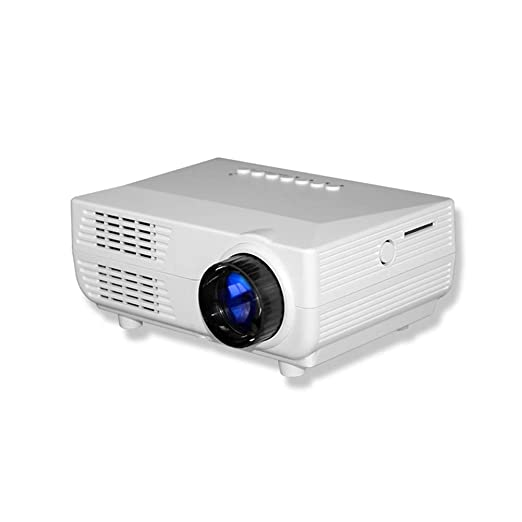 Mini proyector portátil, proyector Inteligente WiFi Incorporado ...