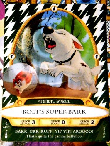 Disneys Animal Kingdom Map - Disney Sorcerers Mask of the Magic Kingdom Sotmk Game Wdw Walt Disney World Exclusive Game Moon Card # 24 Bolts Super Bark Animal Spell Map & Mickey Stickers