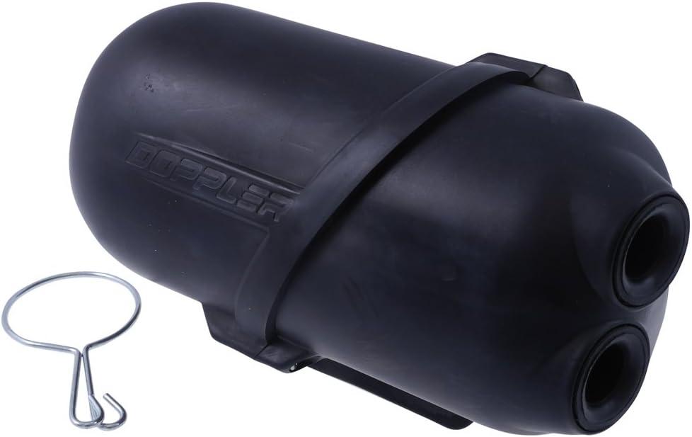 Wasser Luftfilter DOPPLER Air Box 35mm schwarz f/ür CPI GTR 50 LC