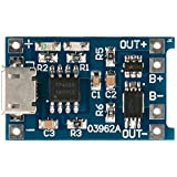 CentIoT TP4056 1.2A Li-ion lithium Battery Charging Module Board Charger TP 4056 Micro USB with Protection