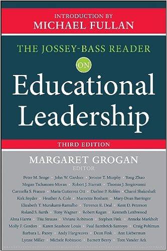 Amazon the jossey bass reader on educational leadership ebook amazon the jossey bass reader on educational leadership ebook margaret grogan michael fullan kindle store fandeluxe Images