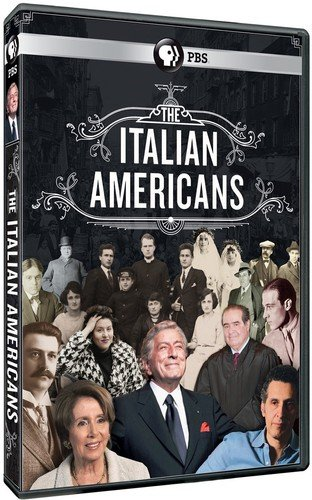 italian americans dvd - 1