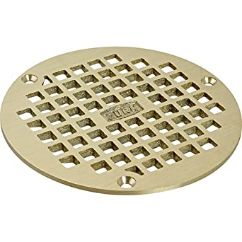 Zurn Industries Llc Floor Drain Cover 5 Quot Od Pn400 5b Grid