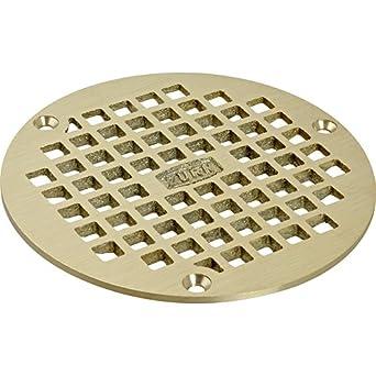 Zurn Industries Llc Floor Drain Cover 5 Quot Od Pn400 5b Grid
