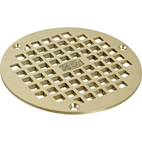 Amazon Com Zurn Industries Llc Floor Drain Cover 5 Od Pn400 5b Str Home Kitchen