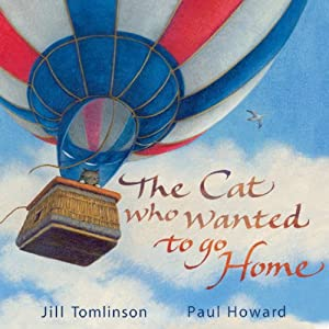 The Cat Who Wanted to Go Home Audiobook