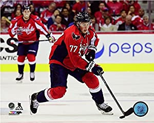 "T.J. Oshie Washington Capitals 2015-2016 NHL Action Photo (Size: 8"" x 10"")"