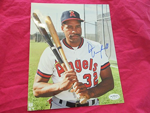 dave-winfield-show-signed-angels-8x10-baseball-photo-jsa-hologram-authenticated