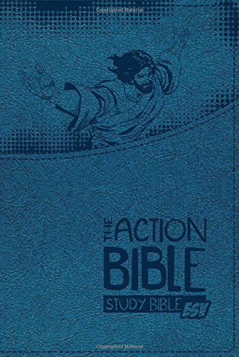 The Action Bible Study Bible ESV (Blue) PDF
