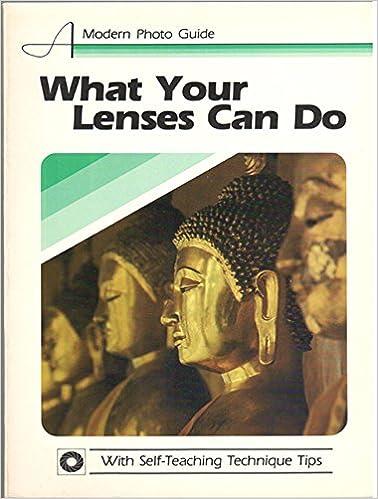 Bücher für Downloads What Your Lenses Can Do (A Modern Photo Guide / Minolta Corporation) auf Deutsch FB2