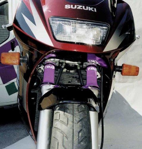 40Mm Diameter X 220Mm Length Color Black Proline Neoprene Fork Leg Gaiters