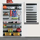 Uniweb-Grid Iron Panel System Assortment Storage Kit 200