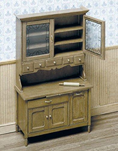Dollhouse Miniature Chrynsbon Kitchen Cabinet Kit