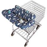 Eddie Bauer Reversible Cart & Highchair Cover