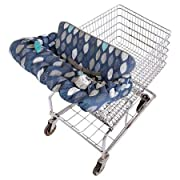 Eddie Bauer Reversible Cart & Highchair Cover