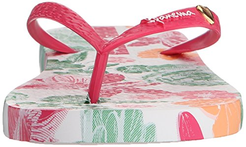 Mujeres Flower Paraiso Rosa Flops sandalias Ipanema Flip Ivp5xqCIw