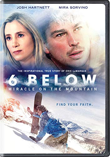 6 Below: Miracle on the Mountain (6 Below Miracle On The Mountain True Story)