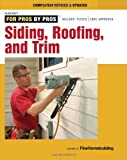 Siding, Roofing, and Trim, Fine Homebuilding Editors, 1627103864