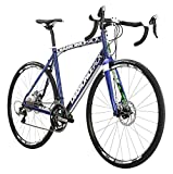 Diamondback Bicycles 2015 Century Sport Disc Complete Road Bike, 54cm/Medium, Blue Diamondback Bikes