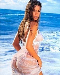 Amazon.com: SOFIA VERGARA See Thru Wet Butt Shot 009 8x10 PHOTO