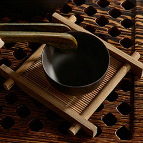 Homyl 6 Pieces Tea Tools Set of Six Wooden Crafts Tea Utensils Tea Needles Suit - #4 by Homyl (Image #3)