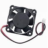 dc fan 5v - Gdstime 40mm X 40mm X 10mm Small 5v Dc Brushless Cooling Fan
