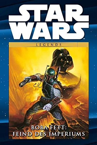 Star Wars Comic-Kollektion: Bd. 12: Boba Fett - Feind des Imperiums