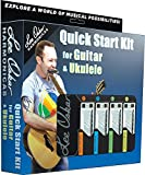 Lee Oskar 1910QSGU-U Quick Start Kit for Guitar & Ukulele