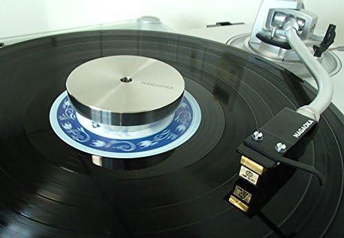 NAGAOKA ステンレス製レコードスタビライザー STB-SU01