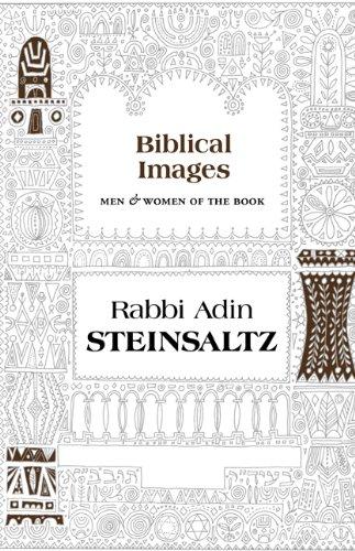 Biblical Images Adin Steinsaltz ebook
