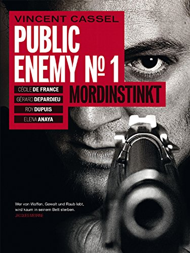 Public Enemy No. 1 - Todestrieb Film