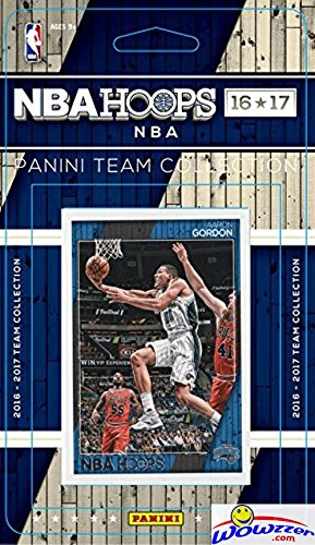 orlando-magic-2016-2017-panini-hoops-nba-basketball-brand-new-factory-sealed-complete-licensed-team-