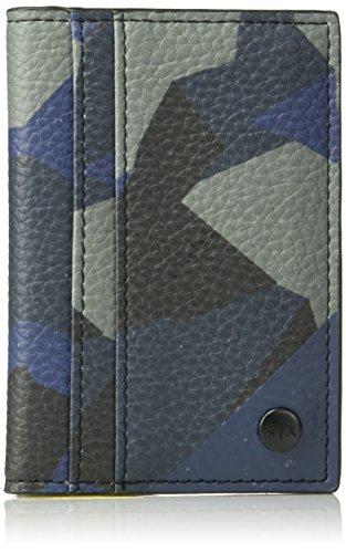 Armani Exchange Men's Camouflage - Credit Armani Exchange Card