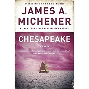 Chesapeake Audiobook