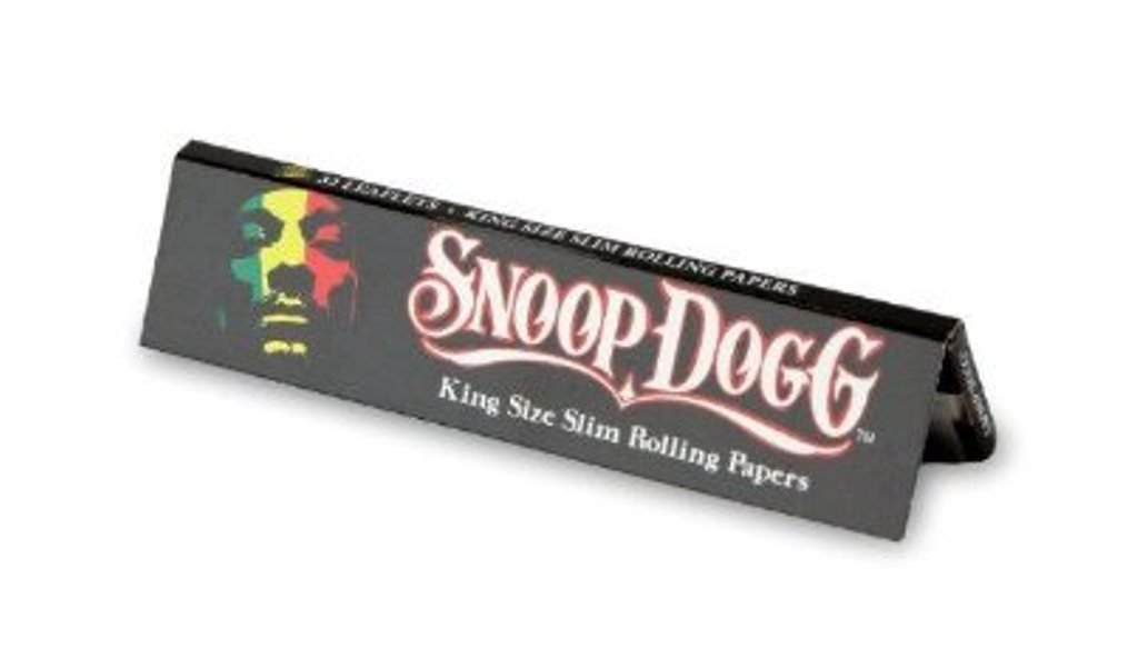 Snoop Dogg 10  x King Size Slim cartine