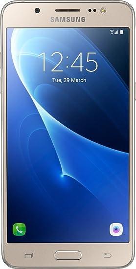 Samsung Galaxy J5 2016 J510FN/DS -Smartphone (Dual Sim, 16 GB, 4 G ...
