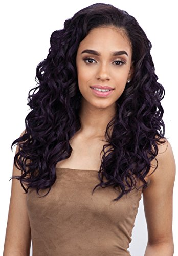 CLASSY GIRL (2 Dark Brown) - FreeTress Equal Drawstring Fullcap Synthetic Wig