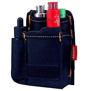 Amazon.com: Original advken vaquero bolsa Vape accesorios ...