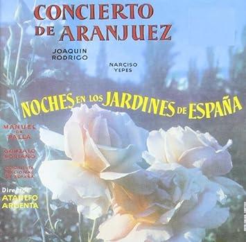 Rodrigo - Concierto de Aranjuez / Falla - Noches En Los Jardines ...