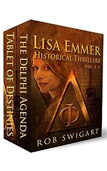 Lisa Emmer Historical Thrillers Vol. 1-2 (Lisa Emmer Historical Thriller Series) by [Swigart, Rob]