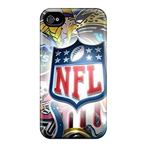 Hot Nfl First Grade Tpu Phone Cases For Iphone 6 Plus Cases Covers
