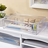 STORi Audrey Stackable Cosmetic Organizer Drawer