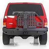 Smittybilt 76851 XRC Rear Bumper and Tire Carrier