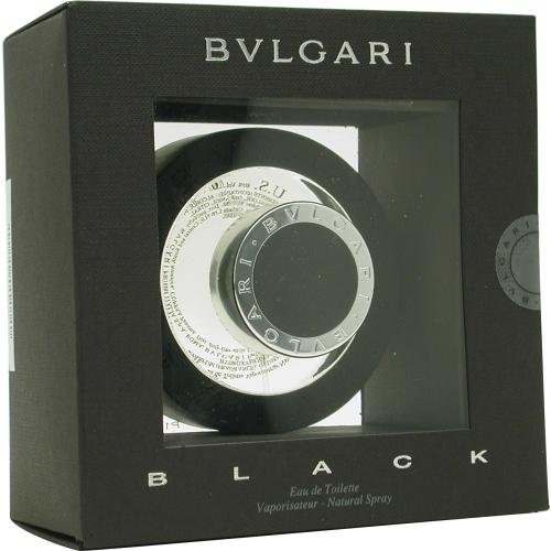 40 Ml Edt (BVLGARI BLACK by Bvlgari EDT SPRAY 1.3 OZ)