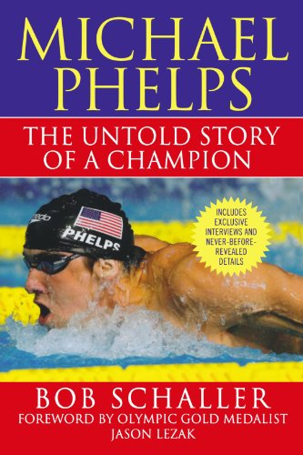Michael Phelps: The Untold Story of a - Store Dallas Swim