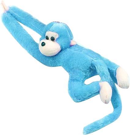 Blau Oyedens Nette Kinder Pl/üSch Gibbons AFFE Puppe