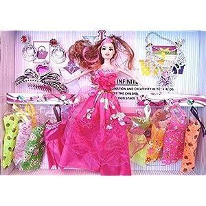 Moreyaji jewellers Fashion Doll Set...