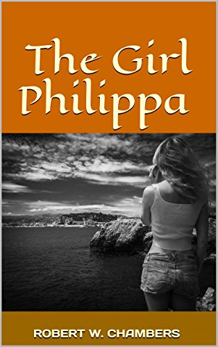 book cover of The Girl Philippa