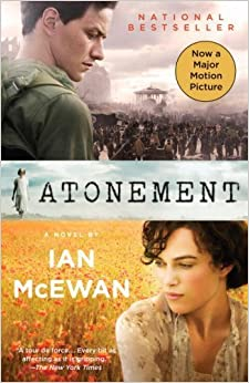 Book Atonement a Edition by McEwan, Ian [2007]