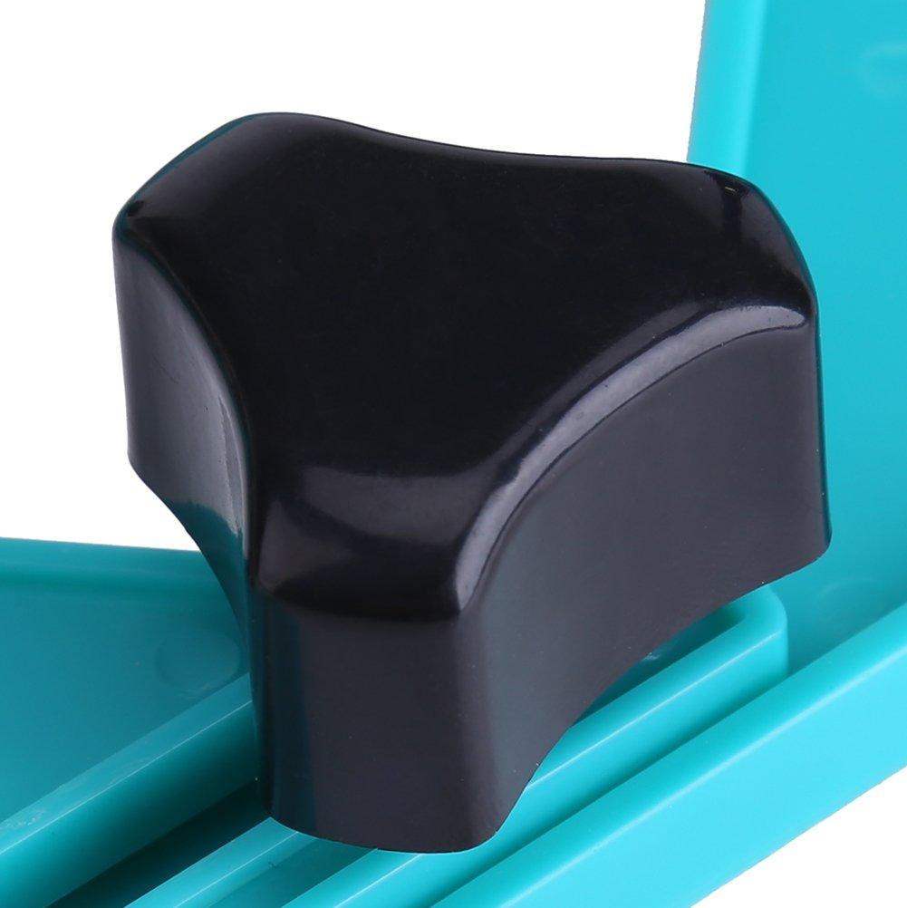 0.2-3.1 Pulgadas 4mm-80mm Broca Ajustable Azulejo de Cristal Orificio de Diamante Sierra Gu/ía de Aberturas Locator Holder con Base de Vac/ío Sucker